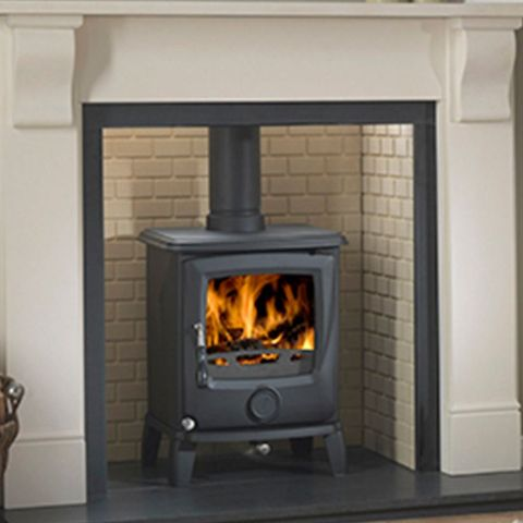 Cast Tec - Cougar 5 Multi Fuel Stove -