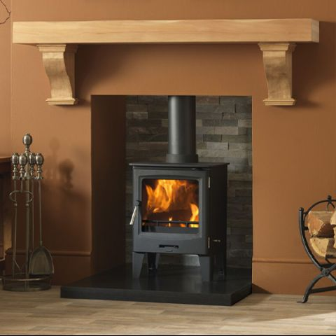 Cast Tec - Horizon 5 Multi Fuel Stove -