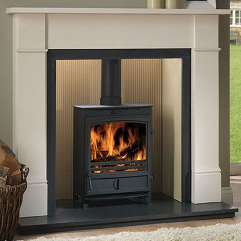 Cast Tec - Juno 5 Multi Fuel Stove -