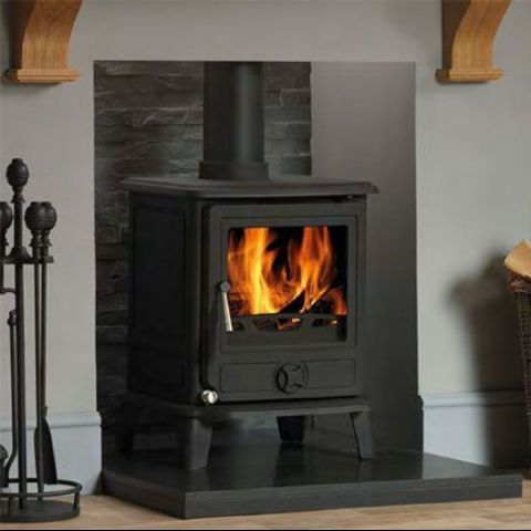 Cast Tec - Puma 5 Multi Fuel Stove -