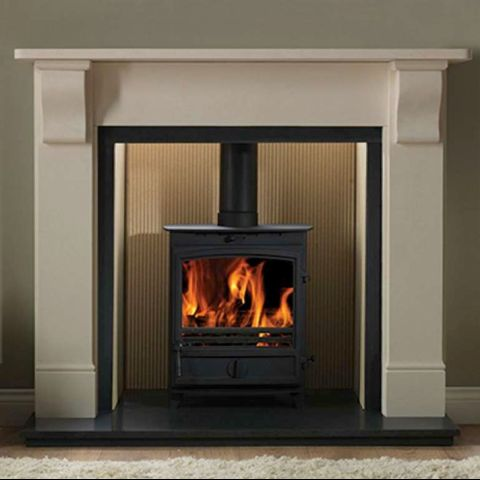 Cast Tec - Vulcan 8 Multi Fuel Stove -