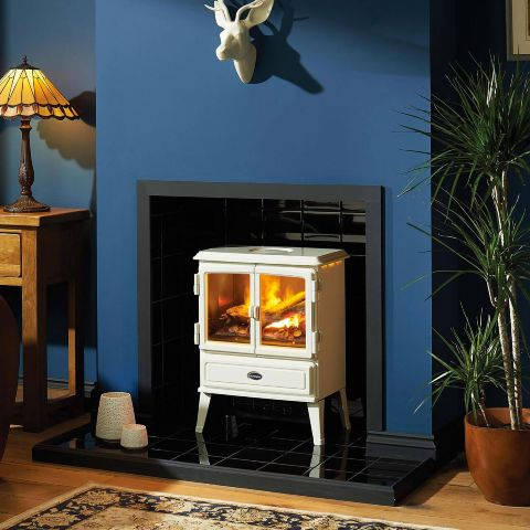 Dimplex - Auberry Opti-Myst Electric Stove -