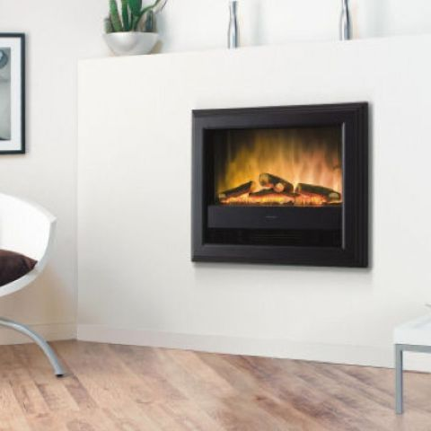 Bach Electric Fire -