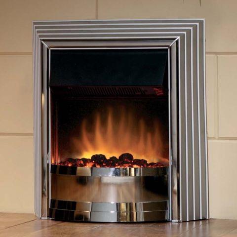 Castillo Electric Fire - Coals