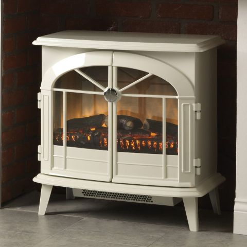 Dimplex - Chevalier Electric Stove - Logs