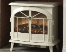 Chevalier Electric Stove - Logs