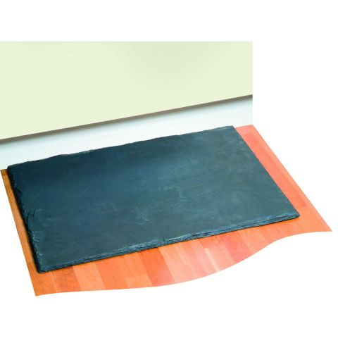 Slate Effect Hearth Pad -