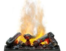 Large Log Fuel Bed For Opti-Myst Inset Fires - Large Log Fuel Bed For Opti-Myst Inset Fires