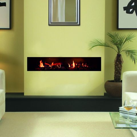PGF20 Opti-V Electric Wall Fire -