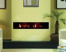 PGF20 Opti-V Electric Wall Fire -