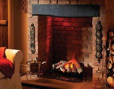Silverton Opti-Myst Electric Fire Basket -