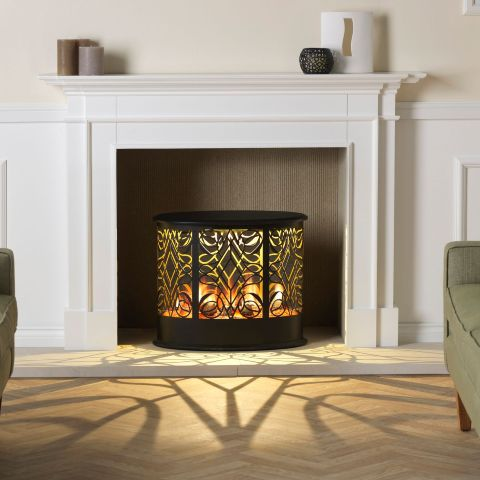 Volterra Opti-V Electric Fire -