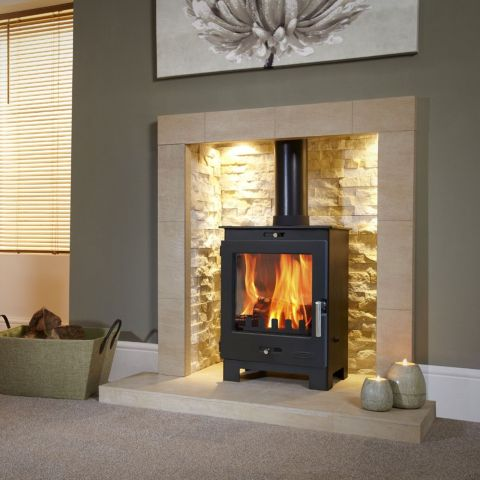 Flavel - Arundel Multi Fuel Stove -