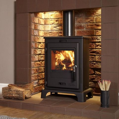Flavel - Dalton Multi Fuel Stove -