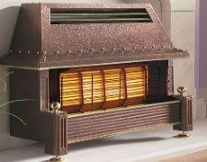 Regent Gas Fire - Regent Gas Fire - Bronze