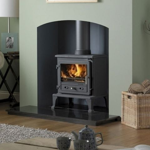 The Gallery Collection - Firefox 8 Clean Burn Stove -