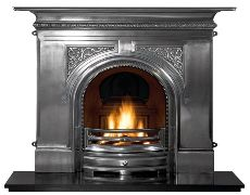 Pembroke Combination Cast Iron Fireplace - Full Polished