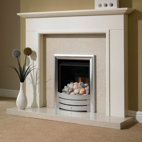 Trent Fireplaces - Barkley Fire Surround - Barkley Fire Surround - In Magnolia