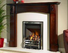 Bradleigh Fire Surround - Bradleigh Fire Surround - In Dark Mahogany