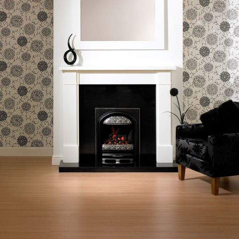 Trent Fireplaces - Brindisi Fire Surround - Brindisi Fire Surround - In White