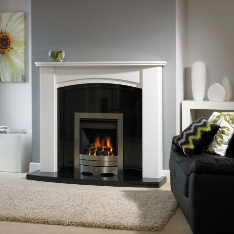 Trent Fireplaces - Sedgebrook Fire Surround - Sedgebrook Fire Surround - In White