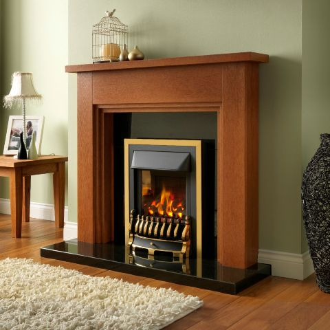 Blenheim Slimline Homeflame Gas Fire - Blenheim Slimline Homeflame Gas Fire