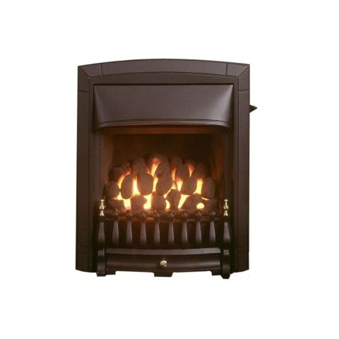 Valor - Dream Full Depth Convector Gas Fire - Dream Full Depth Convector - Black