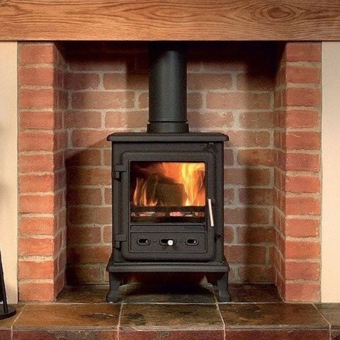 The Gallery Collection - Firefox 5 Clean Burn Stove -