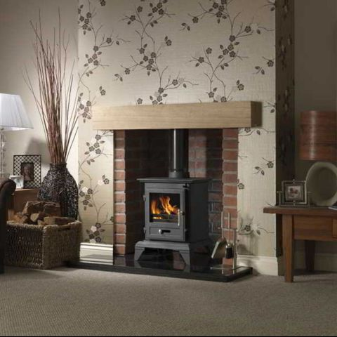 The Gallery Collection - Firefox Classic 5 Clean Burn Stove -