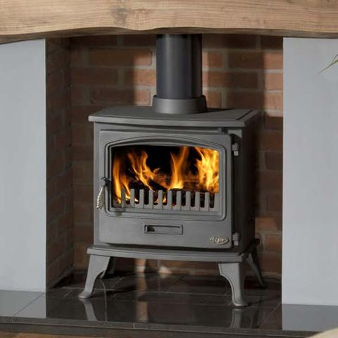 The Gallery Collection - Tiger Clean Burn Stove -