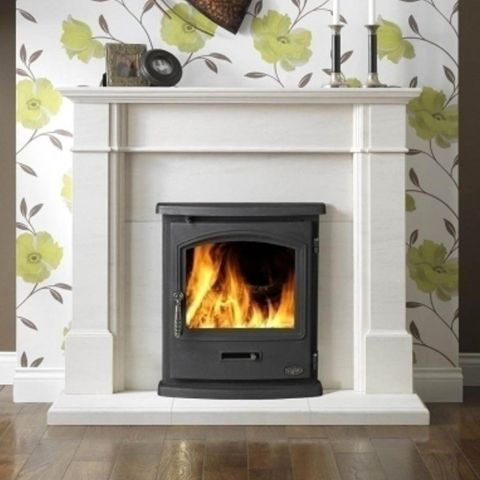 The Gallery Collection - Tiger Inset Clean Burn Stove -