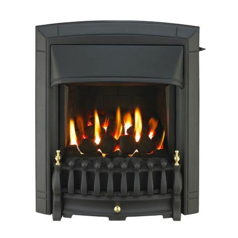 Dream Full Depth Homeflame Gas Fire - Dream Full Depth Homeflame - Black
